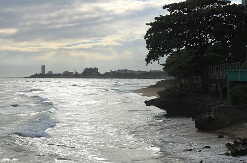 ocean sea mar dominicanrepublic dr caribbean hispaniola santodomingo antilles malecón marcaribe caribe española caribbeansea repúblicadominicana santodomingodeguzmán gazcue greaterantilles distritonacional laespañola