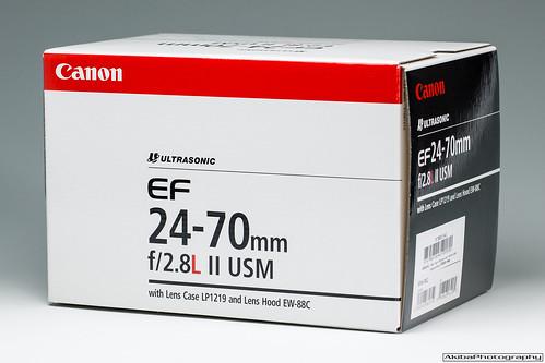 EF24-70mm F2.8L II USM 購入