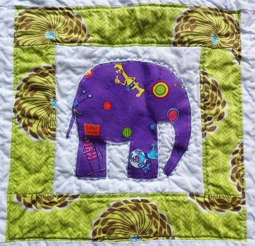 Elephant Quilt 02
