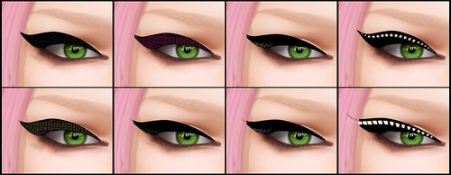 Mesh Liner @ Glam Affair