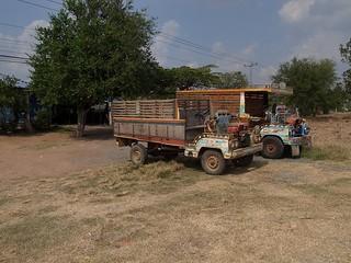 トラクター型トラック