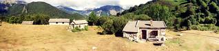 Panorama Vega de Brañagallones - Julio 2005