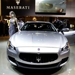 DETROIT AUTO SHOW: Fiat aims to revitalize its Maserati luxury brand with sedan