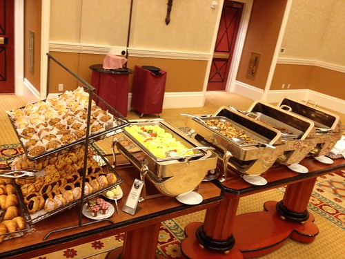 Breakfast at Affiliate Summit West 2013