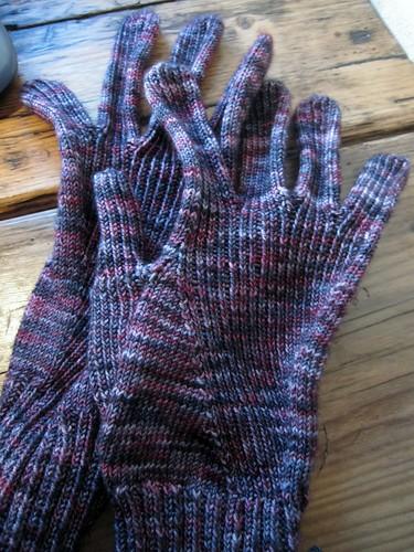 Butterfingers gloves