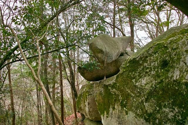 ゆるぎ岩 #14