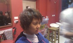 Kiểu tóc ngắn làm xù đơ Hàn Quốc Hair salon Korigami 0915804875 (www.korigami (3)