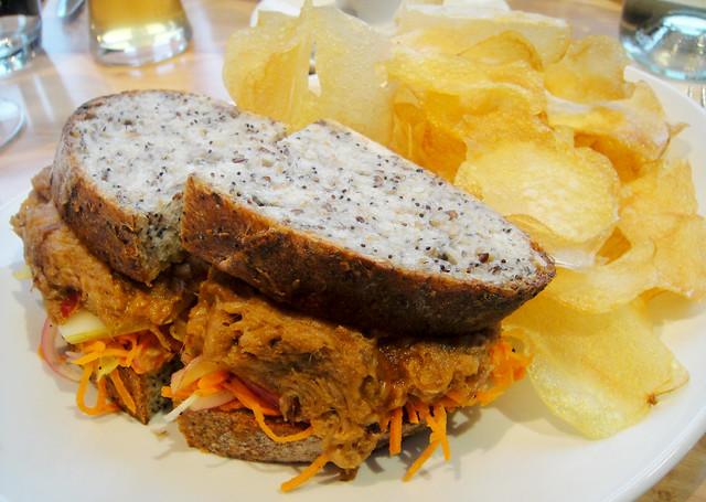 Tamarind Pork Sandwich