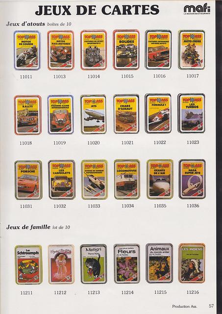 Les jeux d'atout Quartet (Top Ass, Ducale, Dujardin) 8399929320_f1523a28eb_z