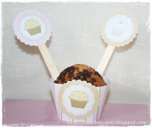 wrappers2 Kit imprimible Cupcakes by Merbo Events