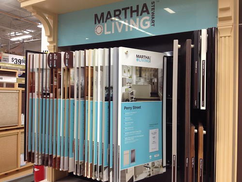 Martha Stewart Cabinets at Home Depot