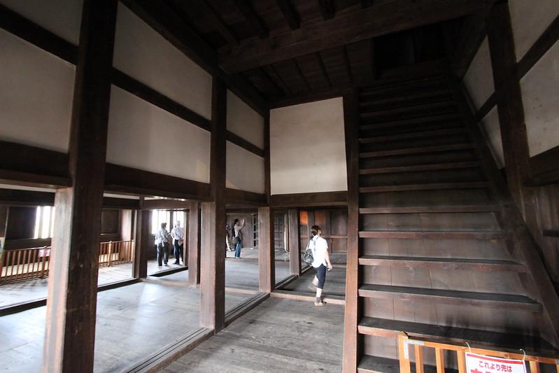 大阪城 櫓 その2