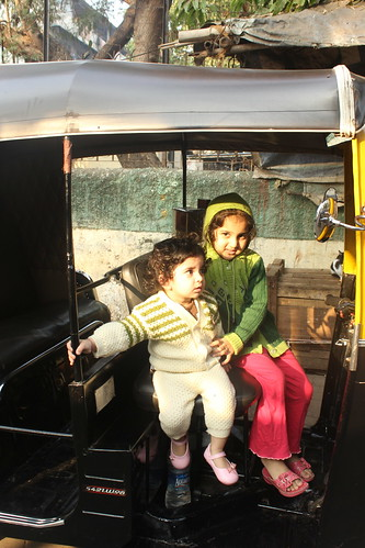Marziya And Nerjis Return From Lucknow 25 Jan 2013 by firoze shakir photographerno1