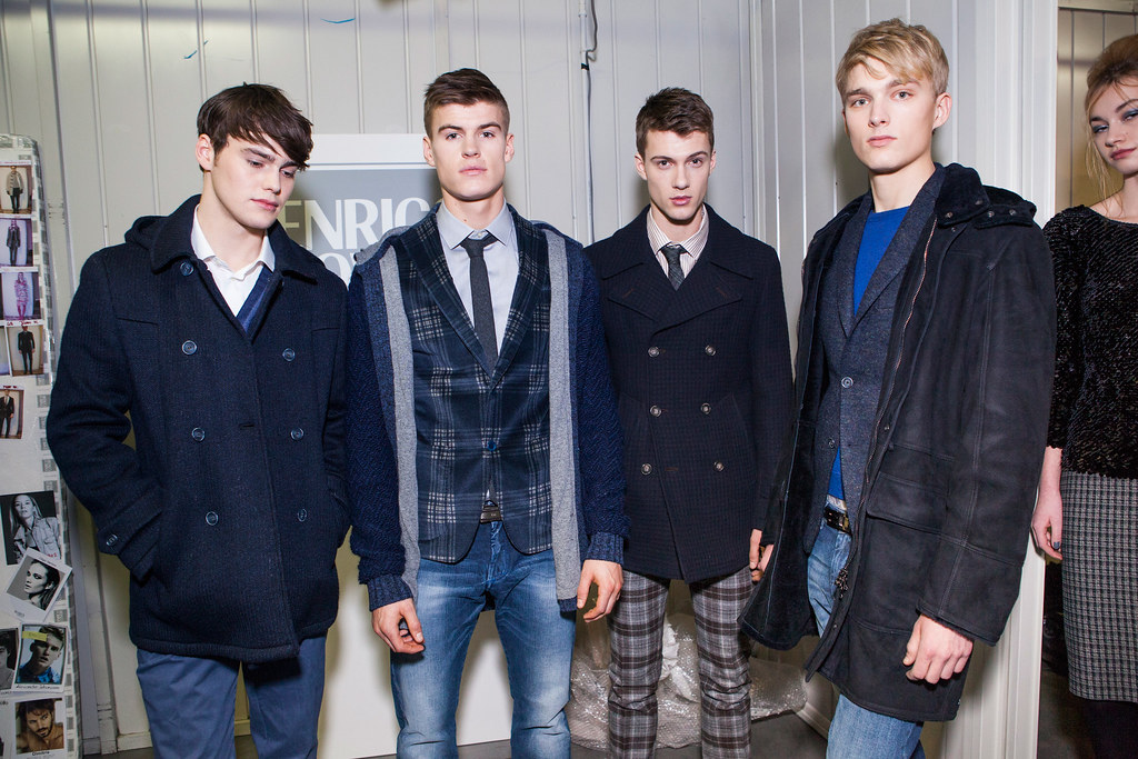 FW13 Milan Enrico Coveri087_Jacob Young,Matt Woodhouse,Unknown,Nicklas Kingo(fashionising.com)