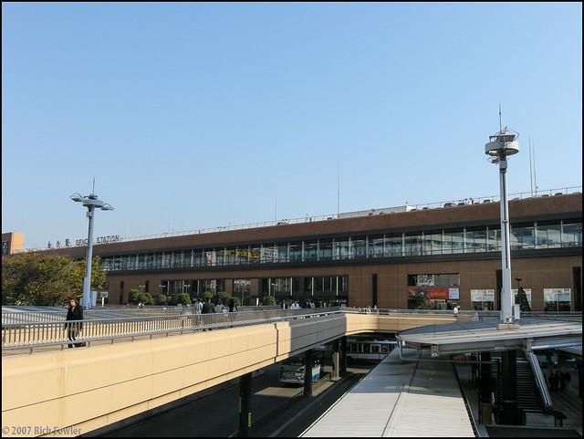 JR Sendai