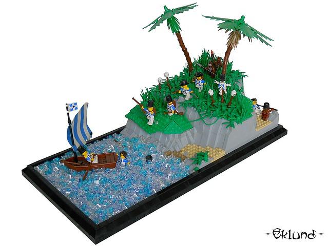 The Escape at Shark Cove
