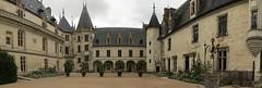 Château de Chaumont-sur-Loire - France - July 2012