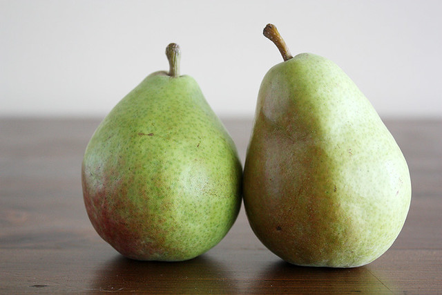 pair of pears.