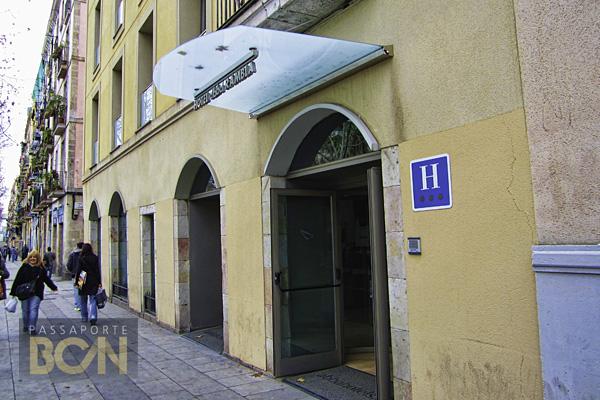 Hotel ABBA Rambla, Barcelona