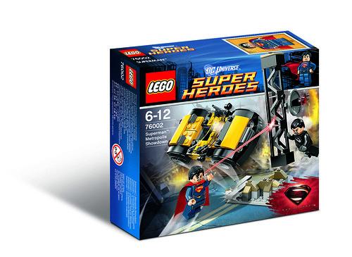 76002 Superman: Metropolis Showdown