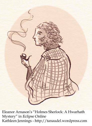 """""""Holmes Sherlock: A Hwarhath Mystery"""""""