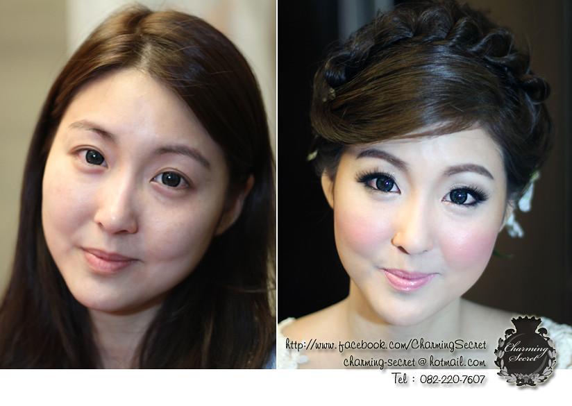 แต่งหน้าเจ้าสาวคุณจิน_CharmingSecret1