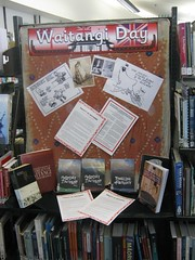 Treaty of Waitangi display at New Brighton Library