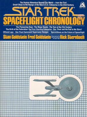 Star Trek Spaceflight Chronology