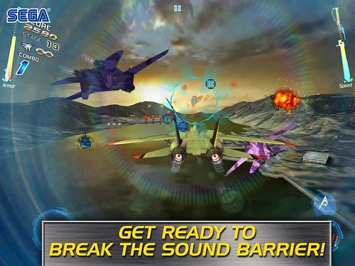 After Burner Climax - iOS