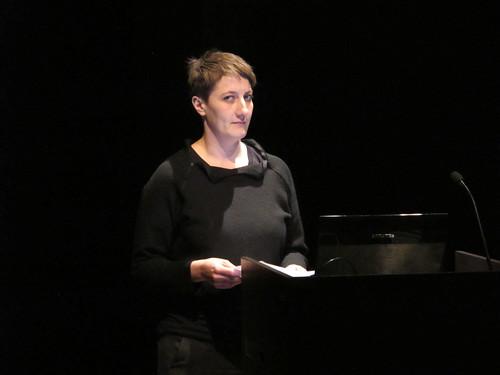 Rachel Anderson of Artangel