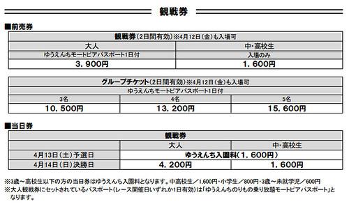 2013鈴鹿2&4チケット(1)