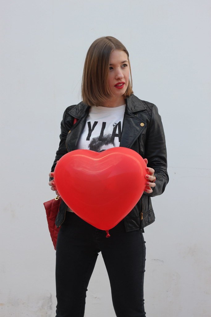 heart balloon sayqueen