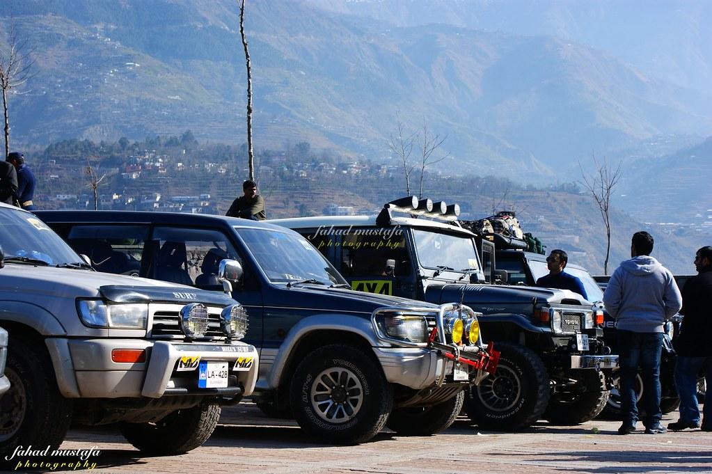 Muzaffarabad Jeep Club Neelum Snow Cross - 8468309267 2179cc1b12 b