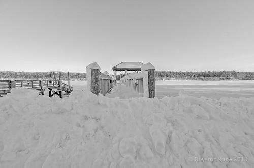 2013 02 08-09 Snowstorm-30 by Royston_Kane via I {heart} Rhody