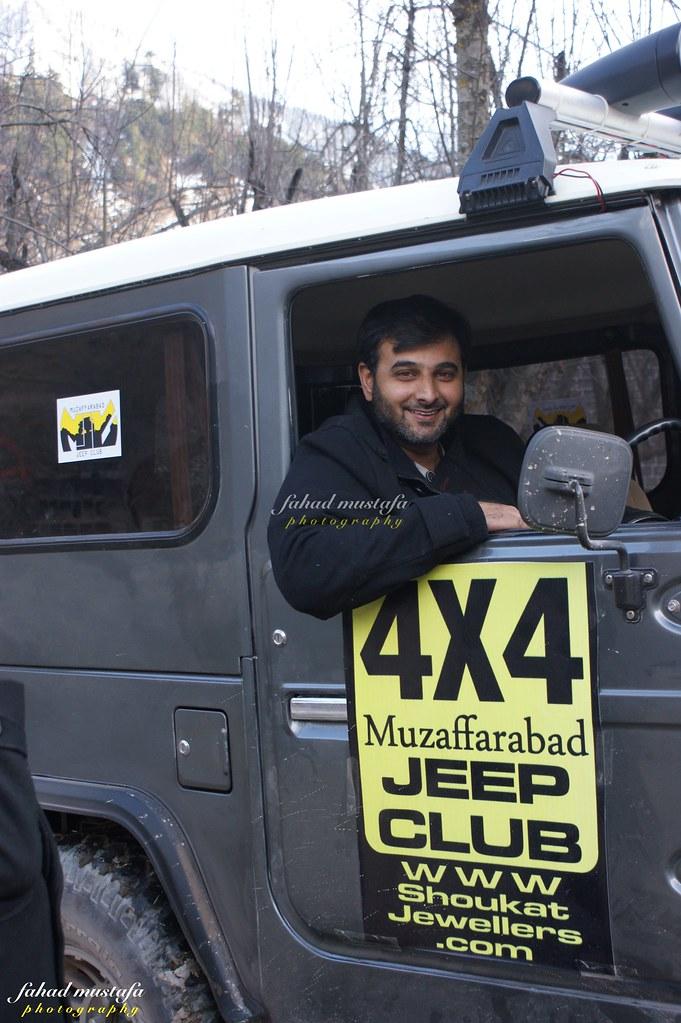 Muzaffarabad Jeep Club Neelum Snow Cross - 8469283574 f1acc732be b