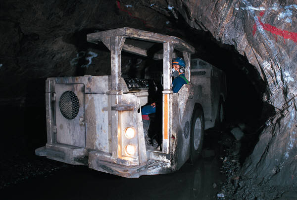 Major threats in global mining industry