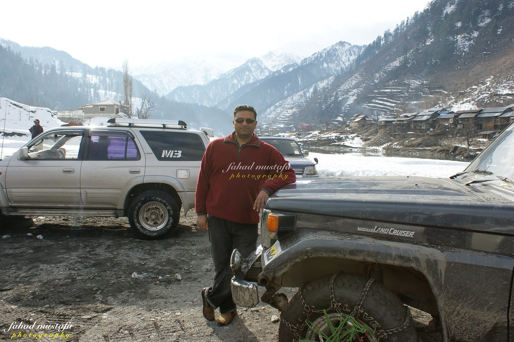 Muzaffarabad Jeep Club Neelum Snow Cross - 8470883333 97d88c9818 b