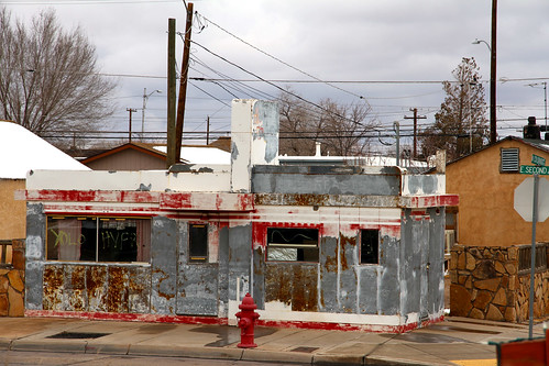Winslow - Former Valentine Diner