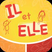 Educapption - Les pronoms Il et Elle
