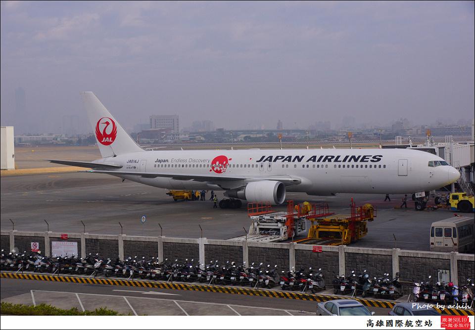JAL JA614J客機002