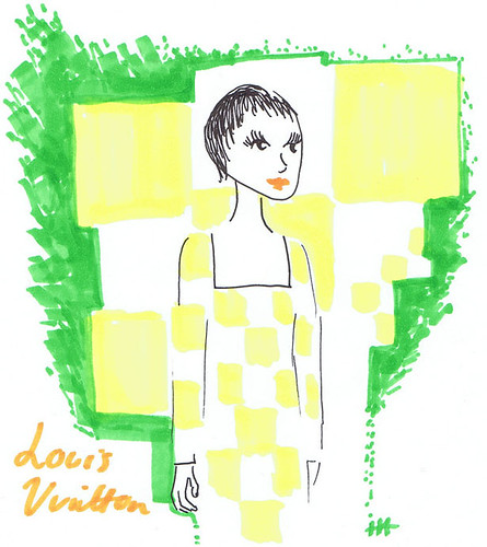 lous vuitton spring 2013