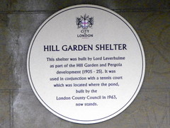 Photo of White plaque number 12137