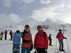 Andrea and Brett, Rastkogel