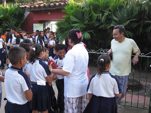 Fiesta de la Palabra 21. Pelaya, Cesar. Archivo Liebre Lunar