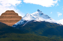 mountain, summit, ridge, massif, mountainous landforms,