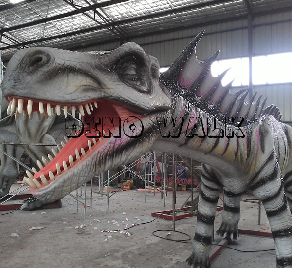 Professional Dinosaur Park Supplier
