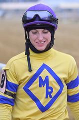 2013-01-11 (88) r5 Kristina McManigell on #8 Last Laugh Now