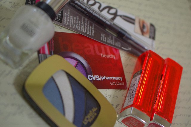 Giveaway winner! CVS Beauty Fashion Week challenge!