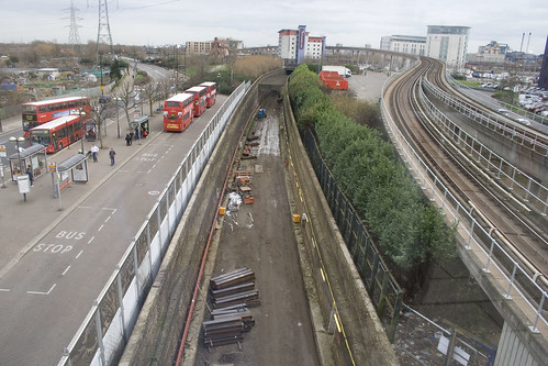 Crossrail - Connaught Tunnel Works