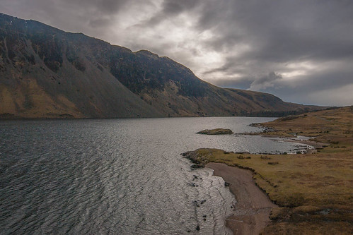 Wastwater and the screes